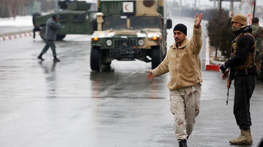 قتلى وجرحى في هجوم على الأكاديمية العسكرية الأفغانية في كابل