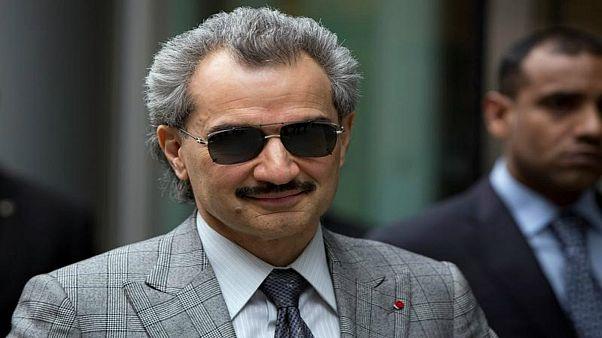 إطلاق سراح الأمير السعودي الوليد بن طلال