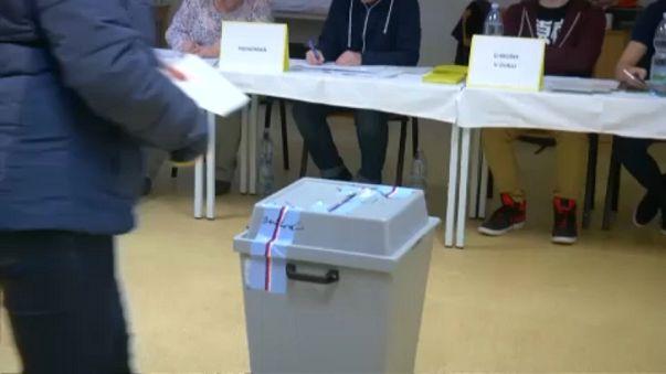 Çekya'da seçimi Zeman kazandı