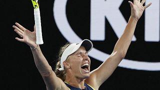 Caroline Wozniacki vence Open da Austrália
