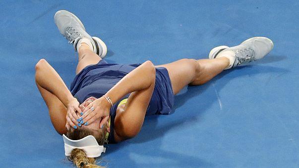 Australian Open: a dán Wozniacki az új világelső