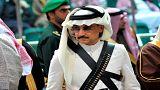 من هو الوليد بن طلال؟