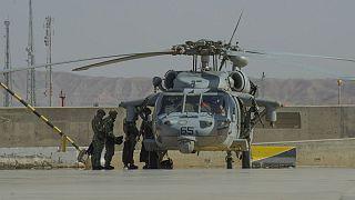 دستکم ۷ عراقی در حمله 'اشتباهی' بالگرد آمریکایی کشته شدند