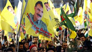 Κολωνία: Χιλιάδες Κούρδοι στους δρόμους