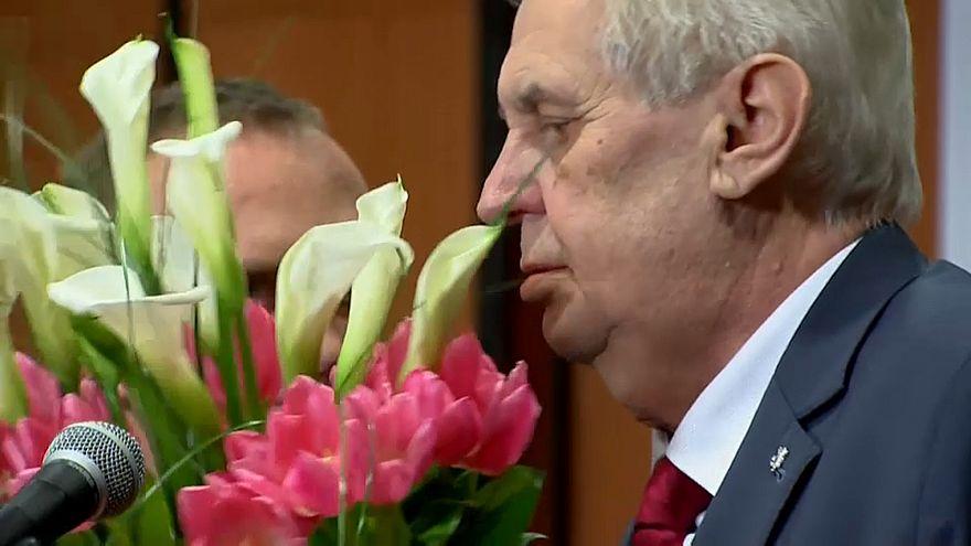 Presidenziali ceche, rieletto Milos Zeman