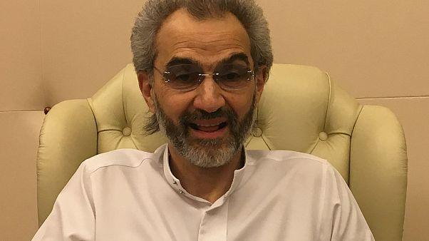 Príncipe saudita Al-Walid ben Talal sai em liberdade