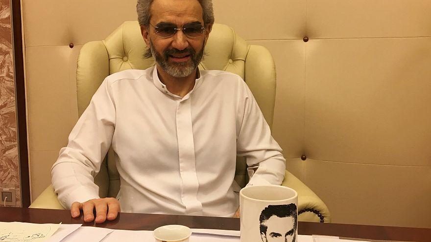 Saudischer Prinz Al-Walid bin Talal wieder frei