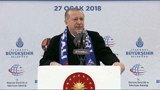 Türkei will Syrien-Offensive auch in Richtung Idlib ausweiten