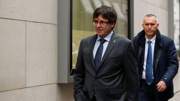 Puigdemont pedirá al Supremo participar en el debate de investidura