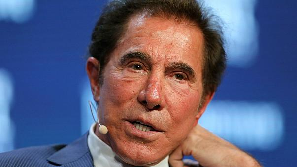 Steve Wynn, CEO of Wynn Resorts