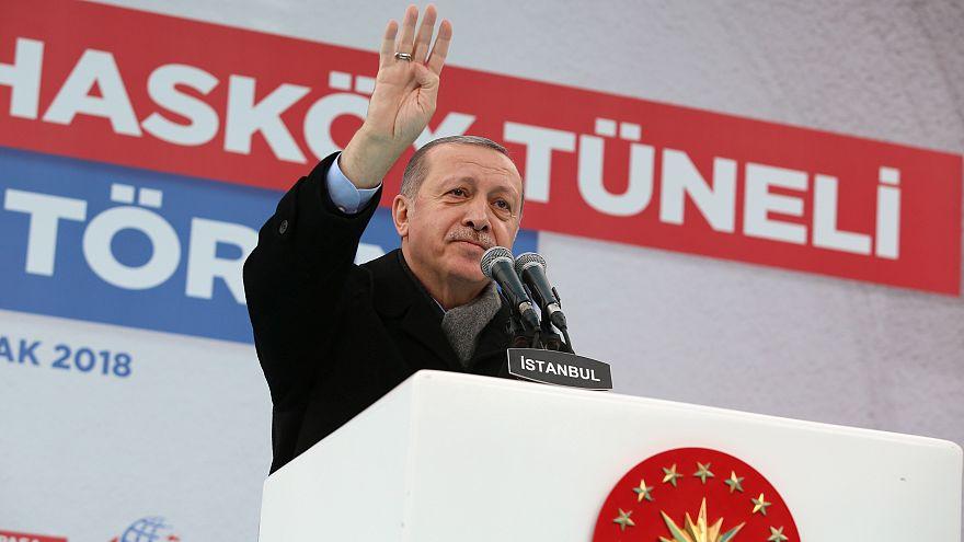 Erdogan défie les Etats-Unis