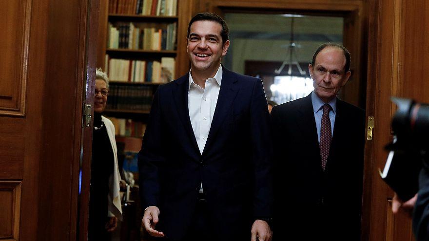 Gespräche mit Skopje: Tsipras trifft griechische Opposition
