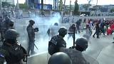 Protestos contra fraude eleitoral nas Honduras