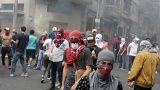 Honduras: Hernandez'in yemin töreninde tansiyon yükseldi