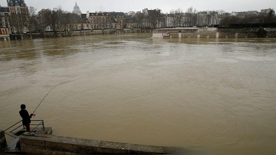 Le pic de crue de la Seine attendu ce dimanche