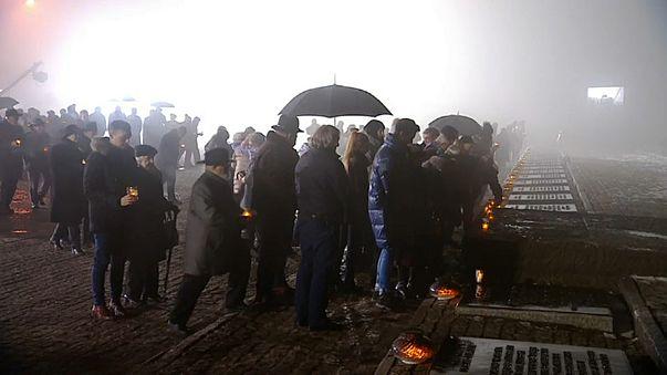 Polonia: ad Auschwitz la Giornata della Memoria