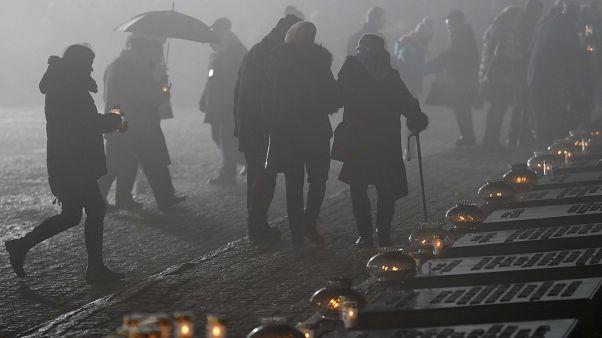 Auschwitz'in kurtuluşunun 73. yıl dönümü