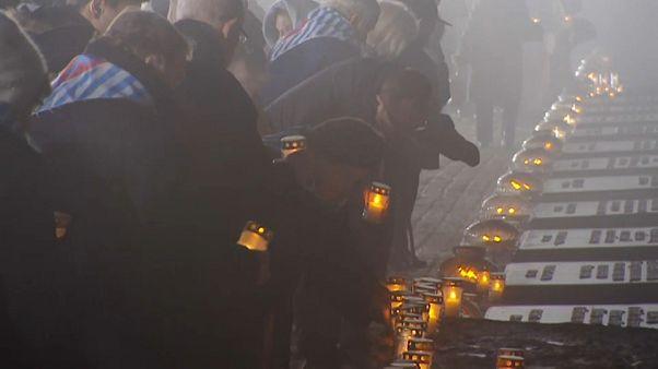El Día Internacional de las Víctimas del Holocausto empañado por una polémica ley