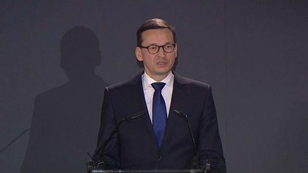 Polónia responde às críticas de Israel