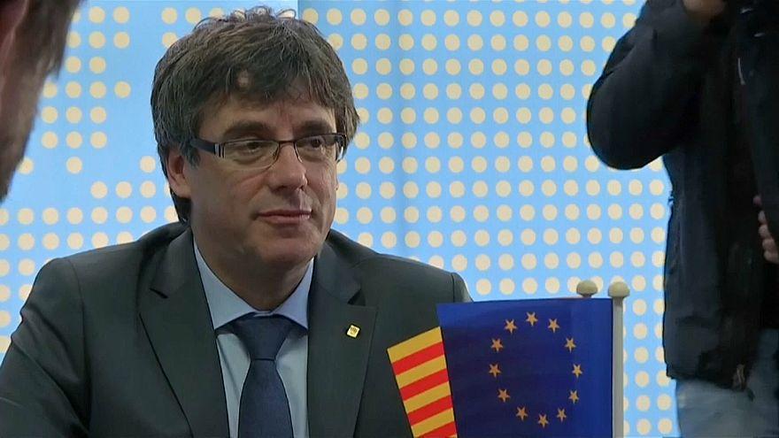 Puigdemont kann nicht in Abwesenheit gewählt werden