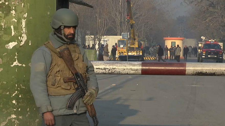 Staatstrauer in Afghanistan