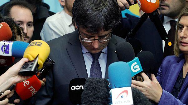 Управлять Каталонией из Бельгии не выйдет