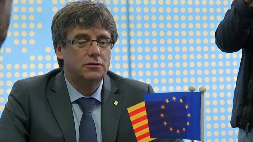 Fugitive Puigdemont must return to form government, court rules
