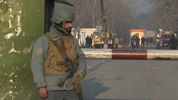 صدمة في كابول عقب هجوم دموي بسيارة إسعاف