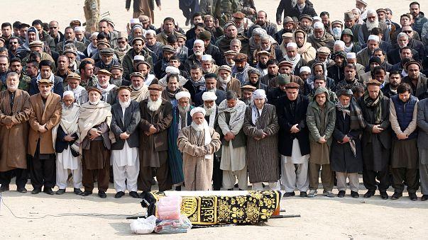 Alerta máximo em Cabul após ataque talibã