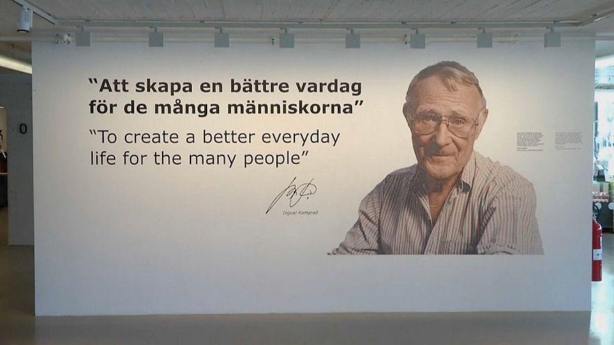 Ikea Gründer Ingvar Kamprad 91 Gestorben Euronews
