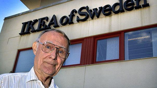 Muere el fundador de IKEA a los 91 años
