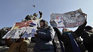Pro-Nawalny-Demonstrationen: mindestens 16 Festnahmen in Russland