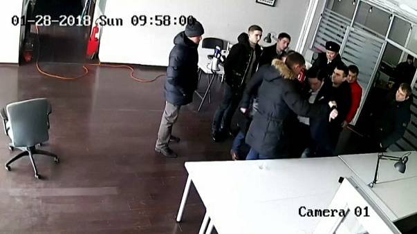 Polícia russa detém Navalny