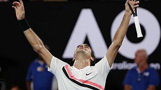 Roger Federer vince gli Australian Open battendo il croato Cilic