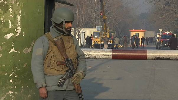 Afghanistan mourns Kabul ambulance bomb