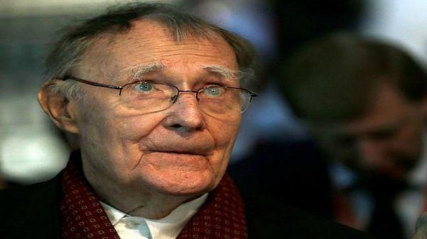 وفاة مؤسس شركة إيكيا السويدية للأثاث عن 91 عاما