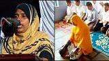 جميدة ك. أول امرأة مسلمة إمام في الهند