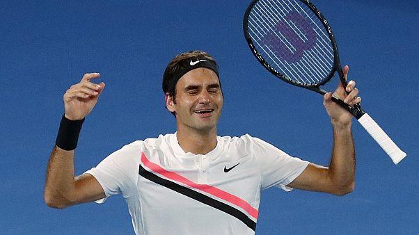 Australian Open: Federer 20-szoros Grand Slam-bajnok