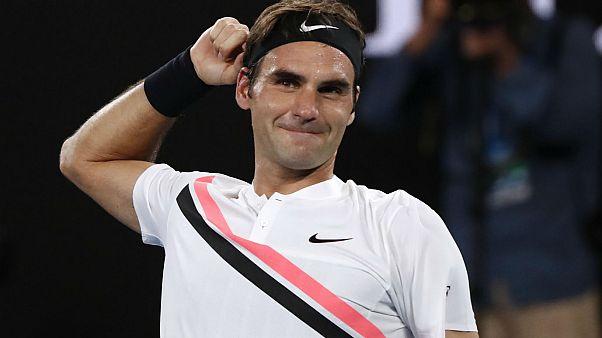 راجر فدرر قهرمان تنیس آزاد استرالیا شد