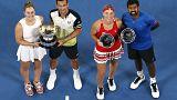 Australian Open: nem sikerült Babosnak a duplázás
