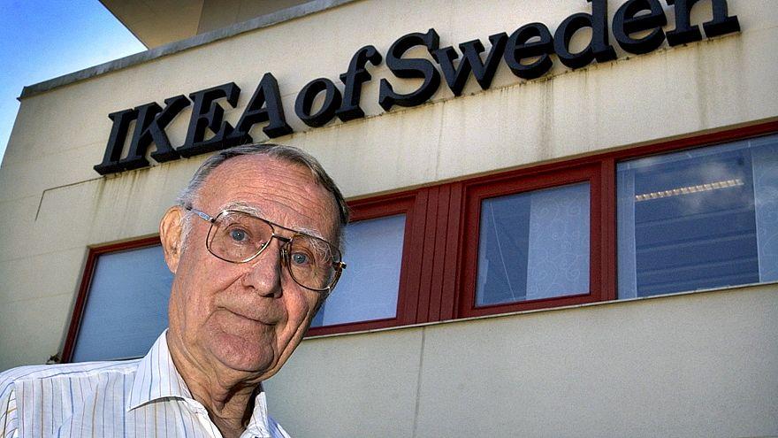 Ушёл из жизни основатель корпорации IKEA