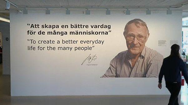 Meghalt az IKEA alapítója