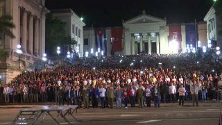 Cuba stilll holds torch for Marti