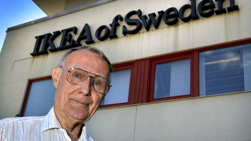 IKEA'nın kurucusu 91 yaşında hayatını kaybetti
