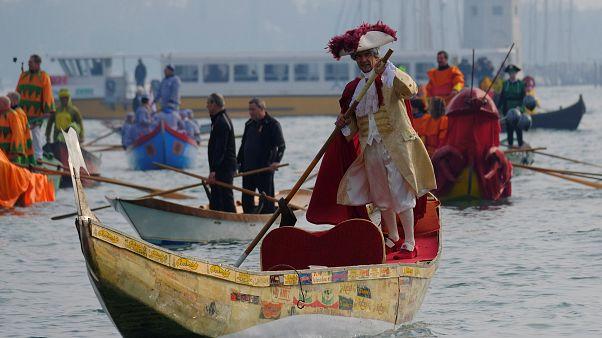Top départ pour le Carnaval de Venise