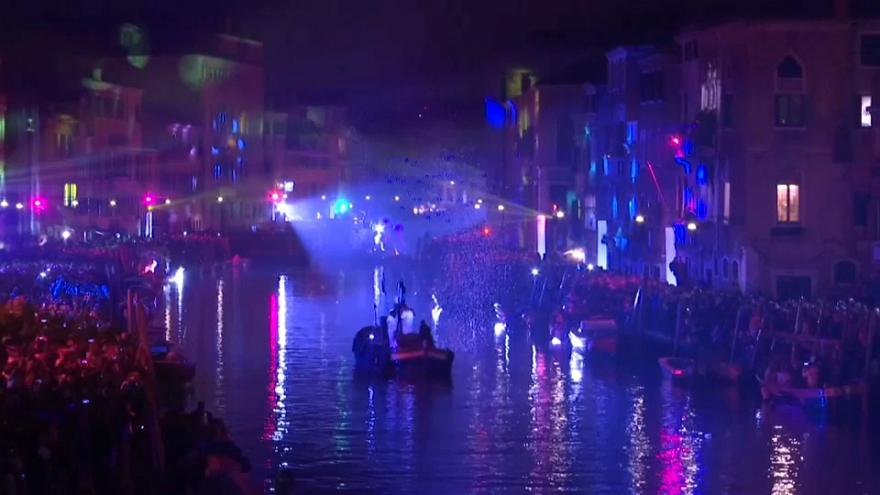 Venice festival kicks off