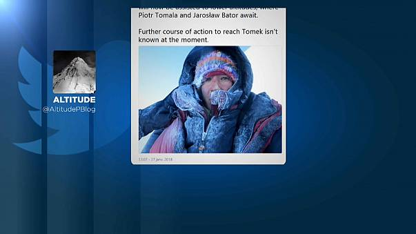 В Гималаях спасена альпинистка