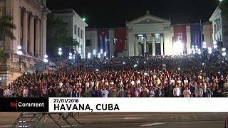 Le héros cubain José Martí célébré
