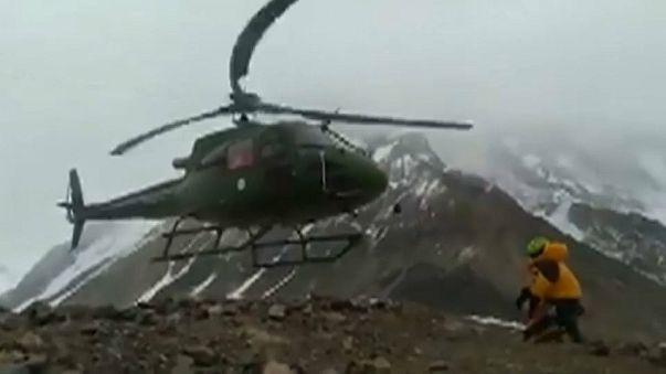 Rescate al límite en el Nanga Parbat