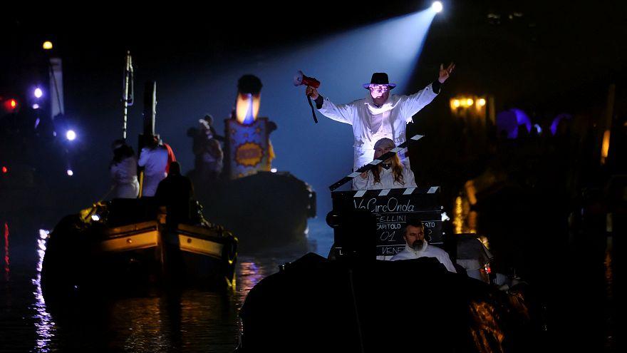 Fellini inspira arranque do Carnaval de Veneza